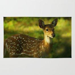 Little Bambi Deer Rug