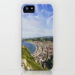 Llandudno - Great Orme iPhone Case