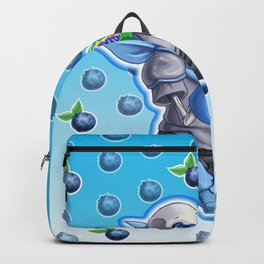 A very berry juice box Backpack
