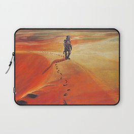 The Martian Mars walk inspired chalk drawing Laptop Sleeve