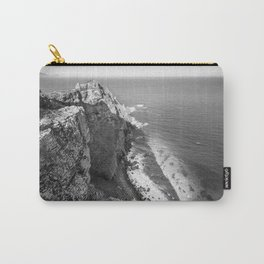 Cliffs along Cape Point, South Africa Carry-All Pouch