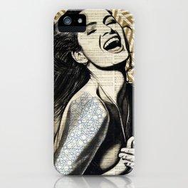 Maha iPhone Case