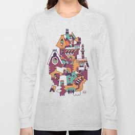 Farrier's Cabin Long Sleeve T-shirt