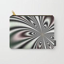 Dizzying Flower Carry-All Pouch