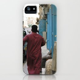 In A Hurry! iPhone Case