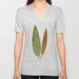 Acrostichum Brevipes from Ferns British and Exotic (1856-1860) by Edward Joseph Lowe Unisex V-Neck