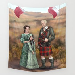 I'll Go to Texas - The Revolution Years Wall Tapestry