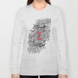 10 of Diamonds Long Sleeve T-shirt