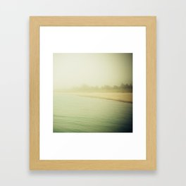 Dreams of Distant Lands Framed Art Print