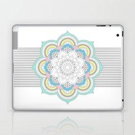 Pastel Mandala Laptop & iPad Skin