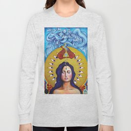 Entering The Mysteries Long Sleeve T-shirt