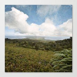 Ometepe Island Canvas Print