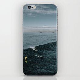 Summer Surf Session iPhone Skin