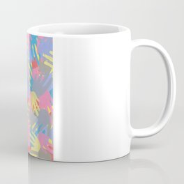 Hands: Ellipsis Coffee Mug