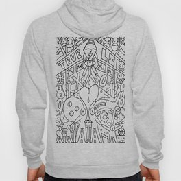 A Broken Divided Home Hoody