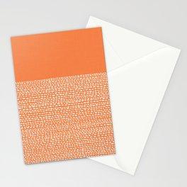 Riverside - Celosia Orange Stationery Cards