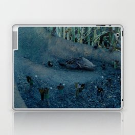 Dearly Departed - (A Fairy Funeral) Laptop & iPad Skin