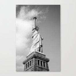 Lady Liberty - NYC Canvas Print