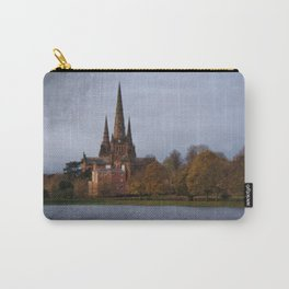 Autumn Lichfield Cathedral Carry-All Pouch