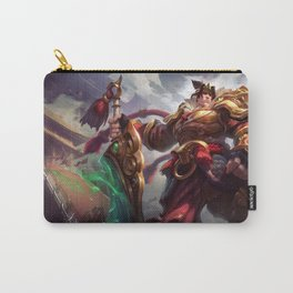 Warring Kingdoms Garen League Of Legends Carry-All Pouch