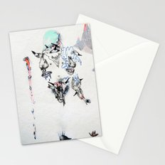 kuura the strange Stationery Cards