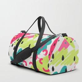 Neon Fun 6 Duffle Bag