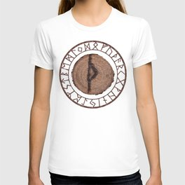 Thurisaz - Elder Futhark rune T-shirt