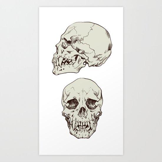 Lycanthrope Art Print