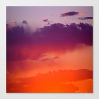 arizona Canvas Prints featuring Arizona by Laura Santeler