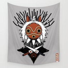 Guardians of the Forest Wall Tapestry