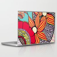 hamsa Laptop & iPad Skins featuring Hamsa by Sophia Skipka