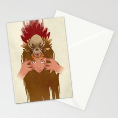 Wet Hot Indian Summer Stationery Cards