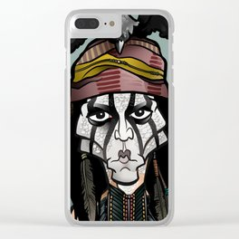 Tonto Clear iPhone Case