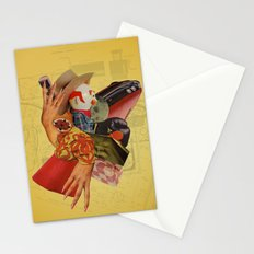 The Most Polite Restraint Stationery Cards