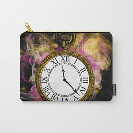 Time - Alice in Wonderland Carry-All Pouch