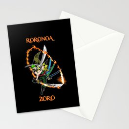 The Righ Hand Luffy Stationery Cards