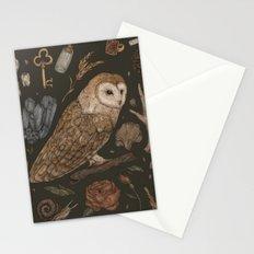 Harvest Owl Stationery Cards