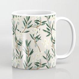 OLIVE BLOOM Coffee Mug