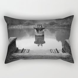 Blaen Bran, Cwmbran, South Wales, UK - 03 Rectangular Pillow