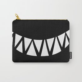 Sharp Grin Carry-All Pouch