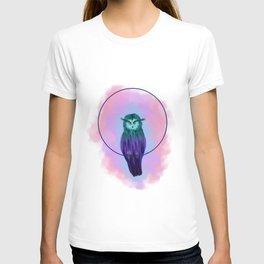 Pastel Owl T-shirt