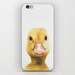 Baby Duckling iPhone Skin