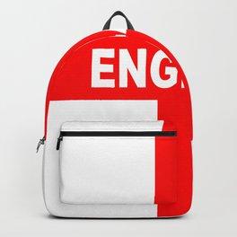 Flag of England Backpack