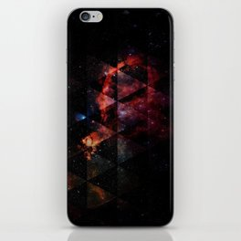 Galactic Cocktail iPhone Skin