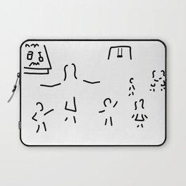 educator kindergarten Laptop Sleeve