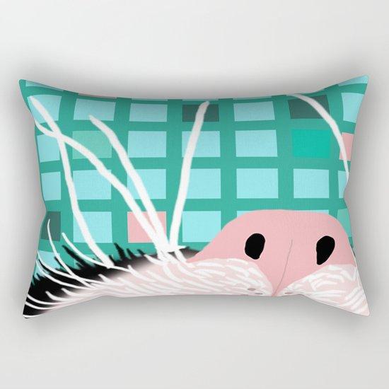 Mow II Rectangular Pillow