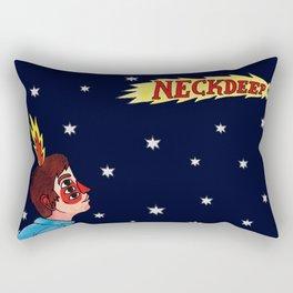 Life's Not Out To Get You Rectangular Pillow