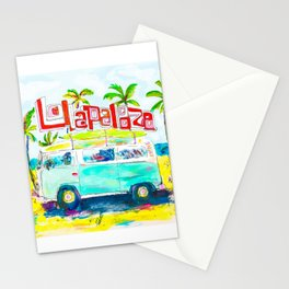 Lollapalooza Beach Stationery Cards