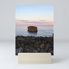 Drowned Ruin Mini Art Print