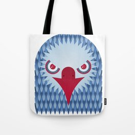 Geometric Eagle Tote Bag